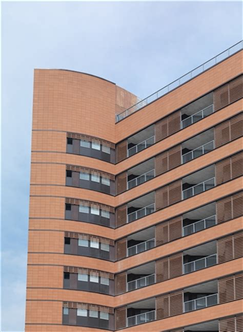 osm pavia ventilated terracotta cladding ospedale s matteo