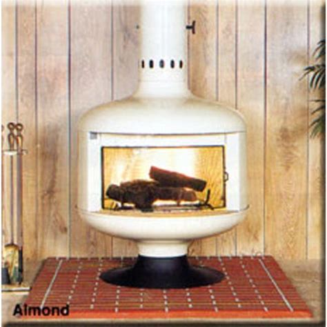 Drum Fireplace by Malm Drum 2 W Screen Wood Burning Or Gas Fireplace Fd2