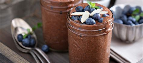 Detox Blueberry Fruit Smoothie by Blueberry Chocolate Detox Smoothie Living Plate