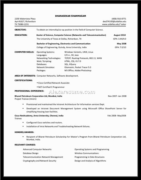 resume template for internship free resume builder no cost health symptoms and cure
