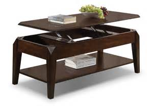 docila lift top coffee table espresso s