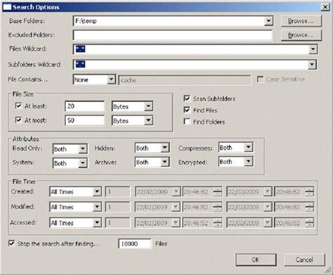 File Search Best Windows 10 Desktop Search Alternative Tools