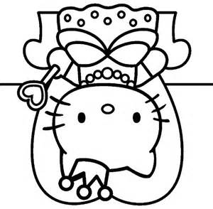 Hello kitty anniversaire dessin colorier 29130535 coloring pages