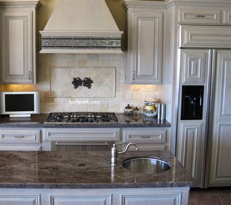 Tile Medallions For Kitchen Backsplash Mosaic Tile Medallions And Kitchen Backsplash Ideas By