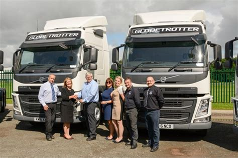 faccenda invests    truck fleet  contracts
