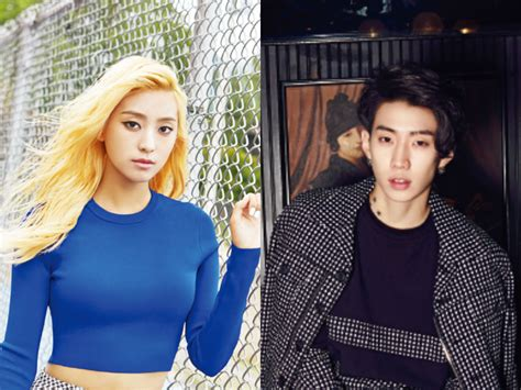 drive jay park sistar s bora to star in jay park s upcoming music video