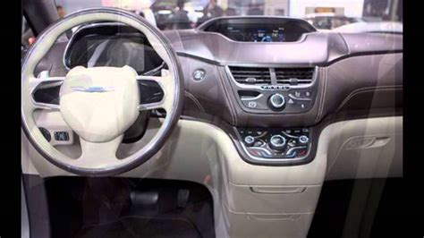 Chrysler Town And Country Interior by 2016 Chrysler Town Country Interior