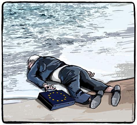 puigdemont brexit cartoon carousel politico