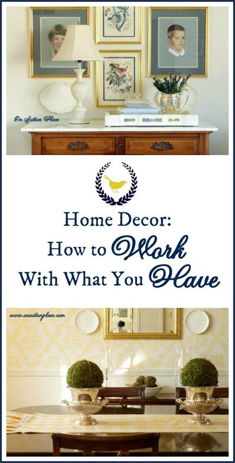 Best Place To Get Home Decor Working With What You