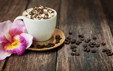 hd coffee time wallpaper download free 56769 唯美咖啡杯图片