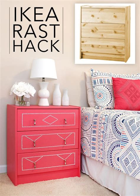 15 ikea rast chests get hacked in style 25 simple and creative ikea rast hacks hative