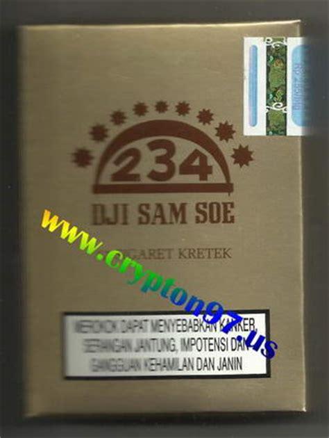 Rokok Dji Sam Soe Per Bungkus menikmati rokok dji sam soe 234 kemasan kaleng 99 tahun