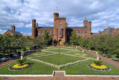 Smithsonian Floor Plan by Smithsonian Gardens Smithsonian Institution Castle