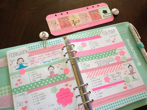 Decorating Filofax by Filofax Decorating I Ve Never Seen A Planner