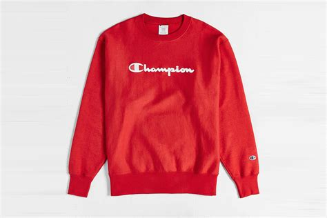Sweater Logo chion logo sweater what drops now