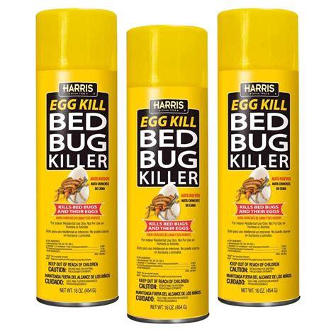 harris  oz egg kill bed bug killer  pack egg pk  home depot