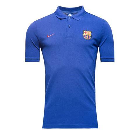 Polo Shirt Fans Club Barcelona nike fc barcelona 17 18 nsw polo shirt royal blue noble futbolista world cayman