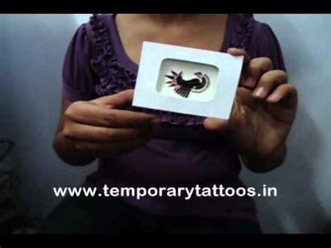 tattoo apply youtube how to apply stick on crystal tattoos rhinestone body