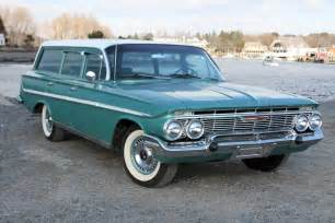 Chevrolet Station Wagons 1961 Chevrolet Station Wagon Mitula Cars