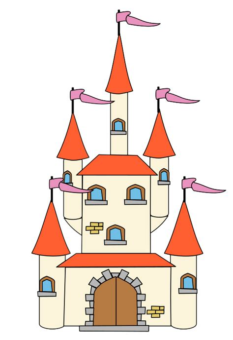 free to use clipart castle free to use clip clipartix