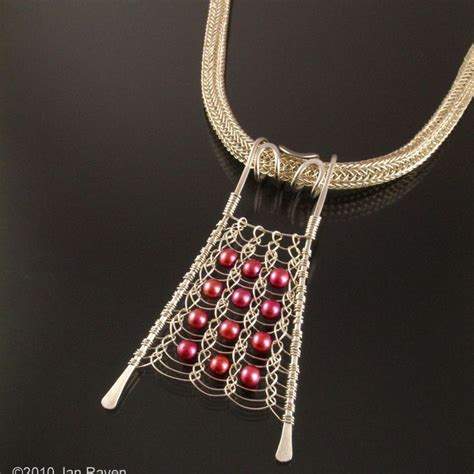 how to make wire weave jewelry 25 best ideas about viking knit on wire