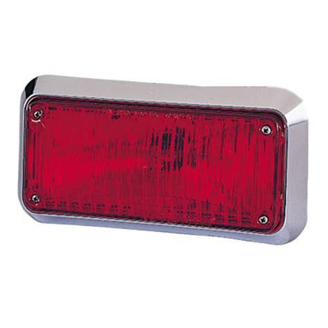 code 3 emergency lights 7 quot x3 quot halogen perimeter lighting emergency lights