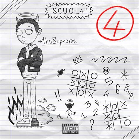 supreme lyrics tha supreme scuol4 testo spin lyrics
