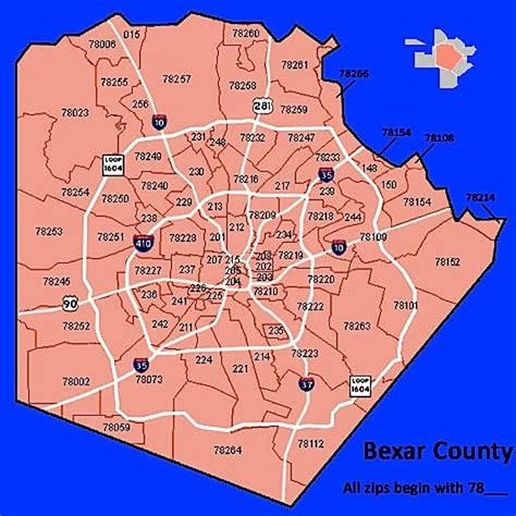 where is bexar county texas on the map 1000 ideas about zip code map on zip code for houston real estate and zip code