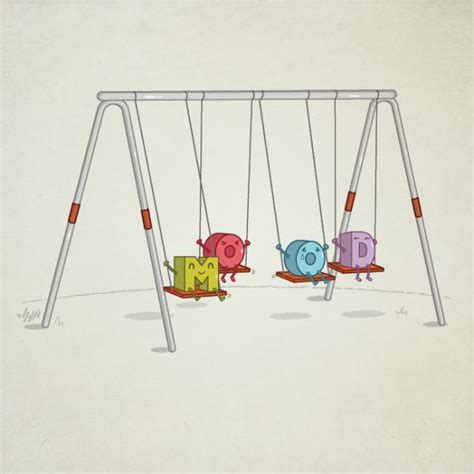 pmt mood swings illustrations by nabhan abdullatif art and design