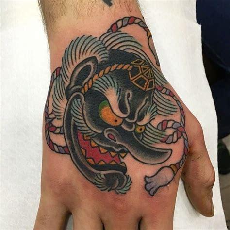 tengu tattoo tengu by elisa carisi japanese