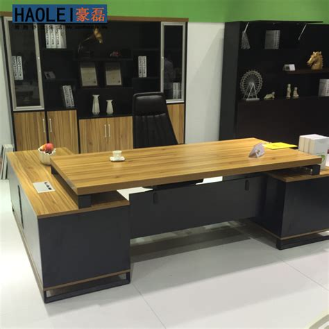 Xiongpai Office Furniture Factory Desk Director In Charge Of Tables And Chairs Office