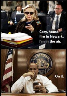 Cory Booker Meme - 1000 images about hilary meme on pinterest texts from