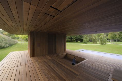 einfacher pavillon gallery of meditation pavilion garden gmaa 1