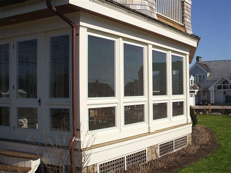 Patio Vinyl Windows by Vinyl Windows For Screened Porch