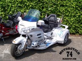 Honda Trike Motorcycles Motorcycle 74 Honda Goldwing Custom Bling Trike