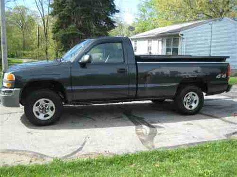 buy used 2003 gmc sierra 1500 with air bags in gainesville florida united states for us 9 480 00 find used 2003 gmc sierra 1500 4x4 with dump insert in cuyahoga falls ohio united states for