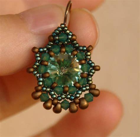Sidonia Handmade Jewelry - sidonia s handmade jewelry baroque earrings 12mm rivoli
