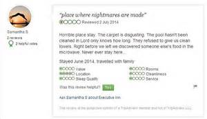 best tripadvisor reviews the most tripadvisor reviews of all time revealed