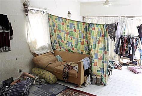 Lu Bilik Tidur bilik tidur kami bau busuk sangat bau masam peluh