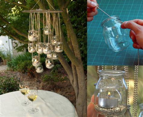 riciclare vasi di vetro riciclare vasi vetro candelabro blogmamma it blogmamma it