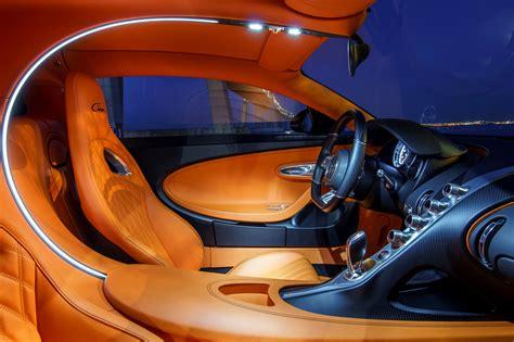 bugatti chiron interior bugatti chiron review parkers