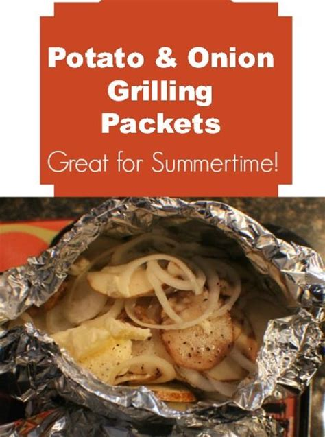 Favorite Summer Side Grilled Potato Packets by Best 25 Potato Ideas On Potato Hash