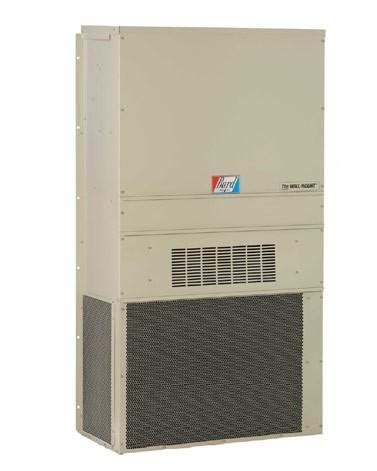 2nd ii none back up the wall 2 5 ton bard wall hung heat with back up electric