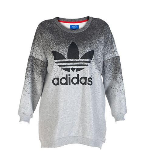 Sweater Adidas 3 Colors adidas x oversize sweater grey s11821035 jimmy jazz