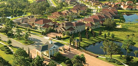 Two Story Houses by Orlando Gated Community New Homes From Several Builders