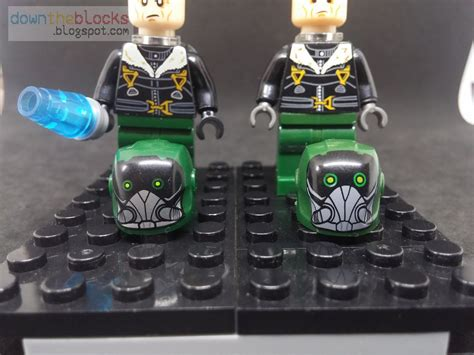 Vulture Xinh downtheblocks duo le pin dlp515 vulture minifig with wings different from lepin review