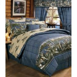 blue ridge trading wolf pack queen comforter bedding set