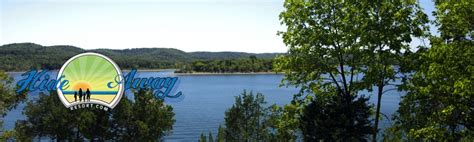 table rock lake resort branson hideaway resort on table