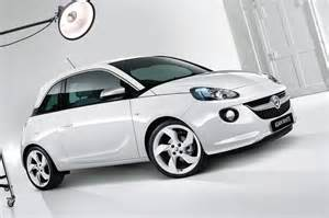 White Vauxhall Adam Vauxhall Adam Special Editions Launched Auto Express