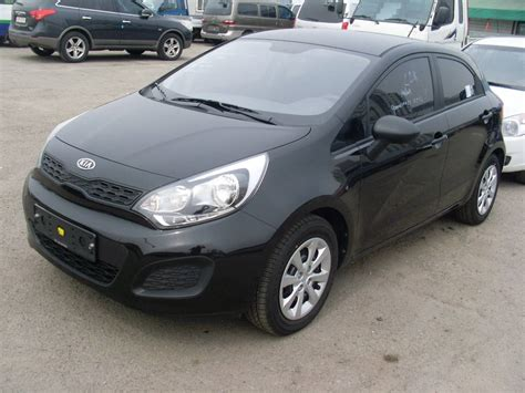 Kia Use Used 2012 Kia Pride Photos 1400cc Gasoline Ff